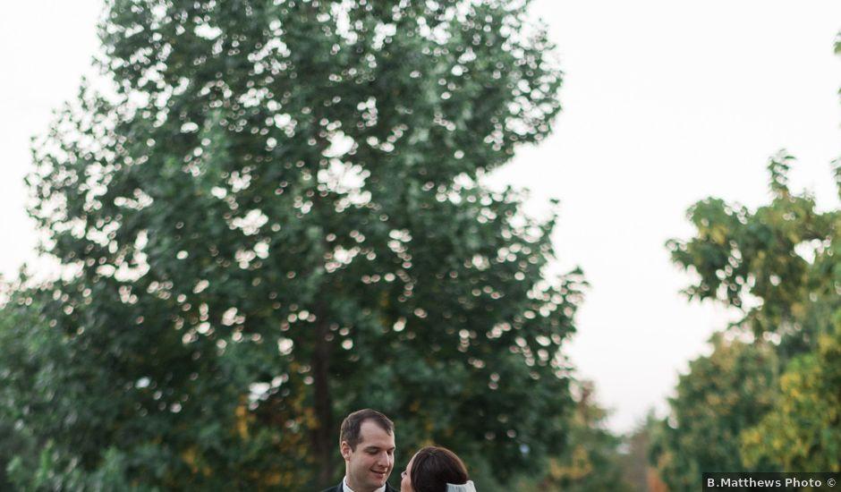 Kelsey and Nick's Wedding in Fayetteville, Arkansas