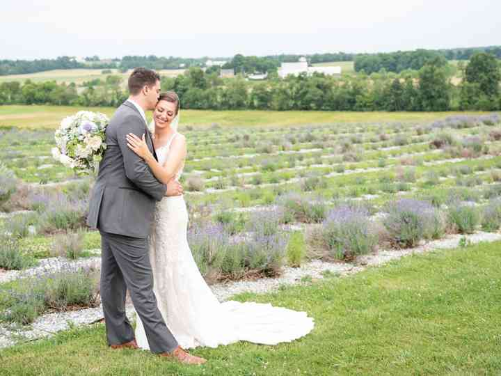 The wedding of Melissa and Stephen