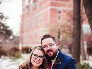 The wedding of Melissa and Matt 3