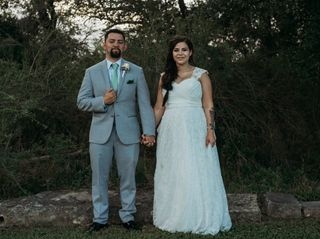 The wedding of Valerie and Jose