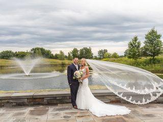 The wedding of Anthony and Ashley