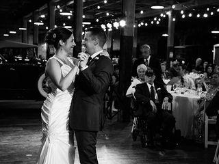 The wedding of Celeste and Scott 1