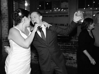 The wedding of Celeste and Scott 2