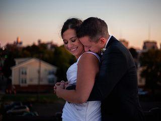 The wedding of Celeste and Scott