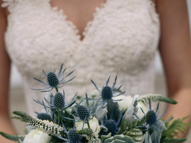 Aaron and Leigh's Wedding in Charlottesville, Virginia 10