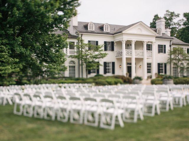Aaron and Leigh's Wedding in Charlottesville, Virginia 12