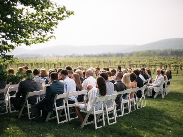 Aaron and Leigh's Wedding in Charlottesville, Virginia 20