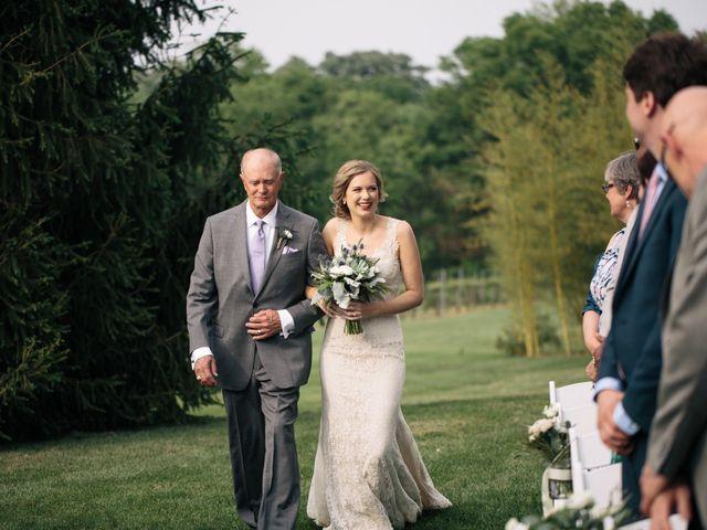 Aaron and Leigh's Wedding in Charlottesville, Virginia 27
