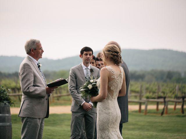 Aaron and Leigh's Wedding in Charlottesville, Virginia 28