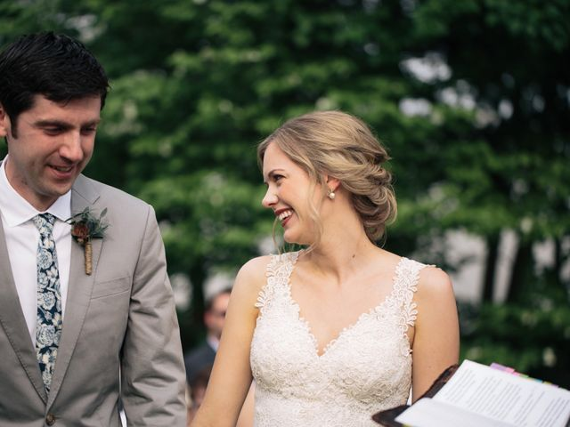 Aaron and Leigh's Wedding in Charlottesville, Virginia 29