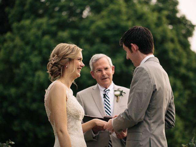 Aaron and Leigh's Wedding in Charlottesville, Virginia 31