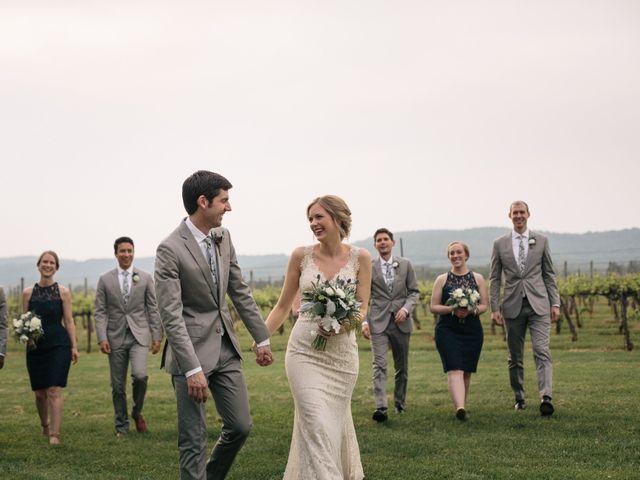 Aaron and Leigh's Wedding in Charlottesville, Virginia 33