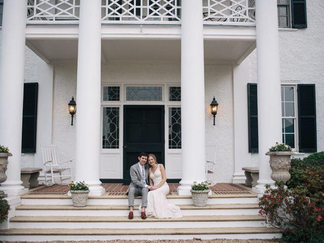 Aaron and Leigh's Wedding in Charlottesville, Virginia 41