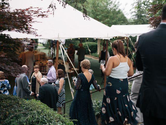 Aaron and Leigh's Wedding in Charlottesville, Virginia 47