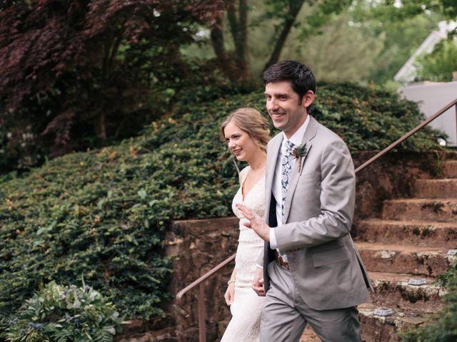 Aaron and Leigh's Wedding in Charlottesville, Virginia 49