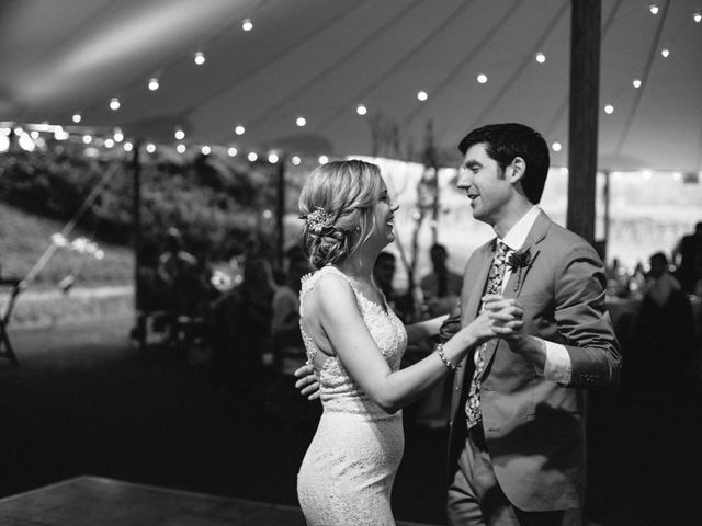 Aaron and Leigh's Wedding in Charlottesville, Virginia 50