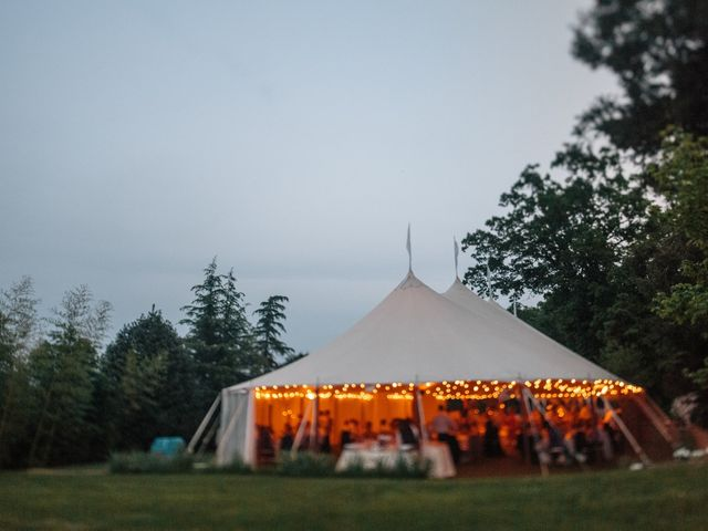 Aaron and Leigh's Wedding in Charlottesville, Virginia 51