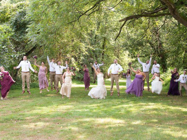 Cody and Rachel's Wedding in Wrightsville, Pennsylvania 9