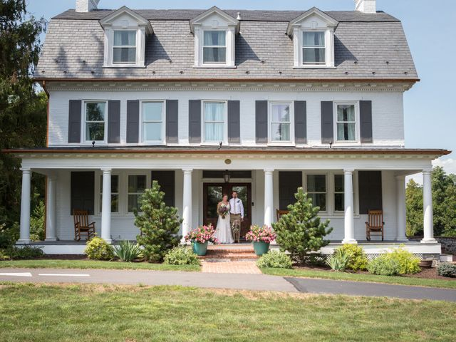 Cody and Rachel's Wedding in Wrightsville, Pennsylvania 13