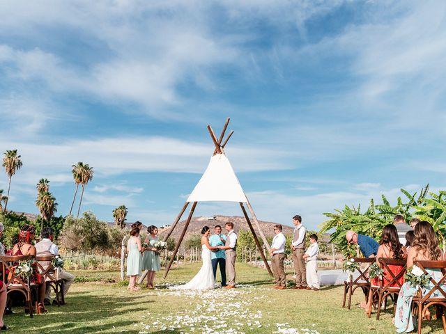 Derek and Marissa's Wedding in Cabo San Lucas, Mexico 8