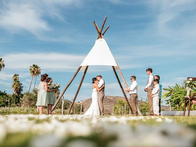 Derek and Marissa's Wedding in Cabo San Lucas, Mexico 1
