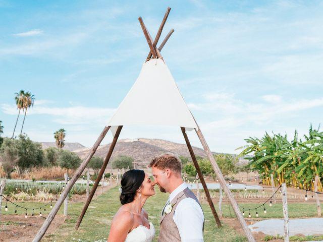 Derek and Marissa's Wedding in Cabo San Lucas, Mexico 10