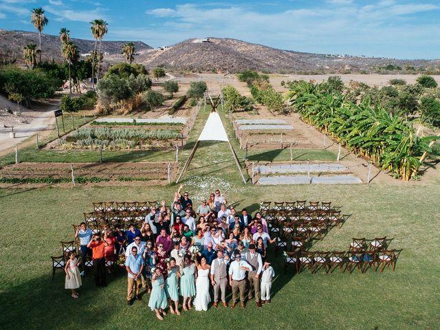 Derek and Marissa's Wedding in Cabo San Lucas, Mexico 11