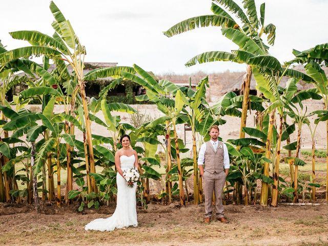 Derek and Marissa's Wedding in Cabo San Lucas, Mexico 13