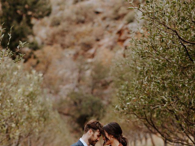 Bryan and Courtney's Wedding in Sedona, Arizona 14