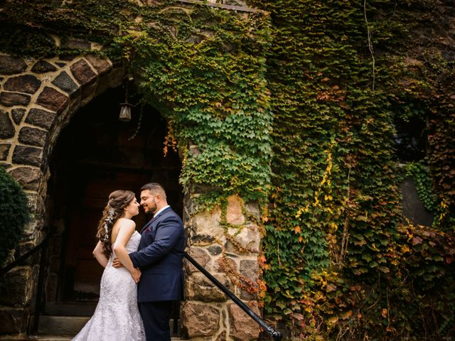 The wedding of Jenifer and Dominic
