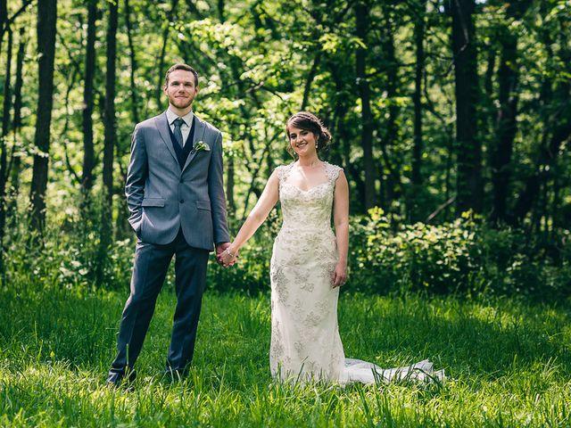 The wedding of Daniel and Kristine