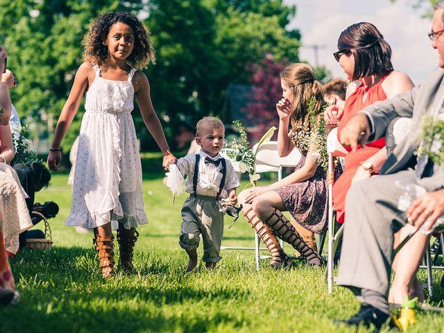 Kristine and Daniel's Wedding in Shenandoah Junction, West Virginia 8