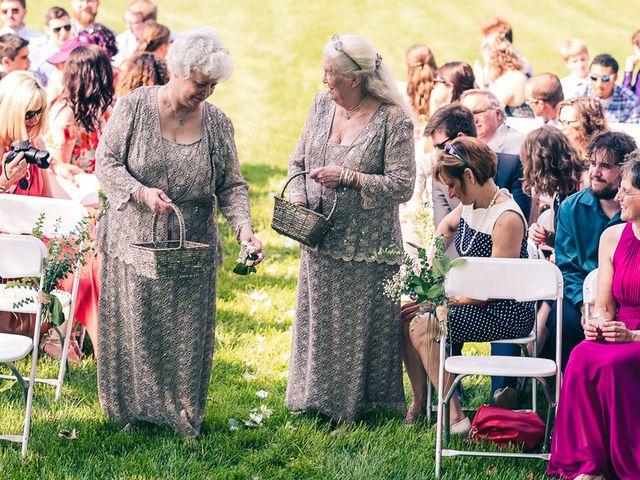 Kristine and Daniel's Wedding in Shenandoah Junction, West Virginia 9