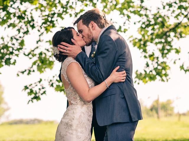 Kristine and Daniel's Wedding in Shenandoah Junction, West Virginia 13
