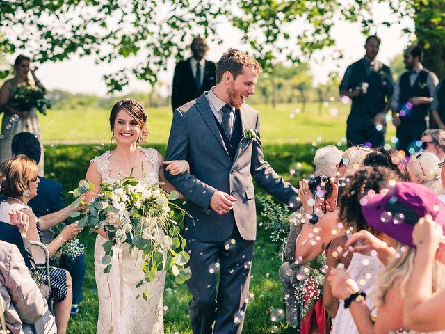Kristine and Daniel's Wedding in Shenandoah Junction, West Virginia 14