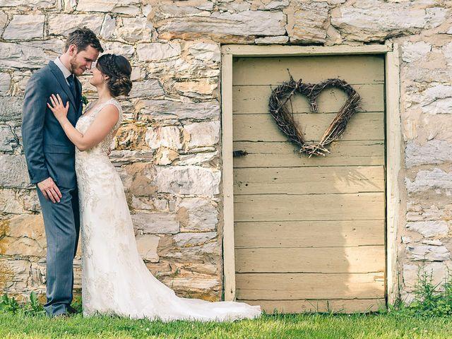 Kristine and Daniel's Wedding in Shenandoah Junction, West Virginia 7