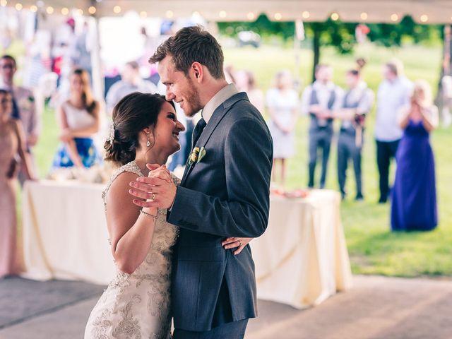Kristine and Daniel's Wedding in Shenandoah Junction, West Virginia 24