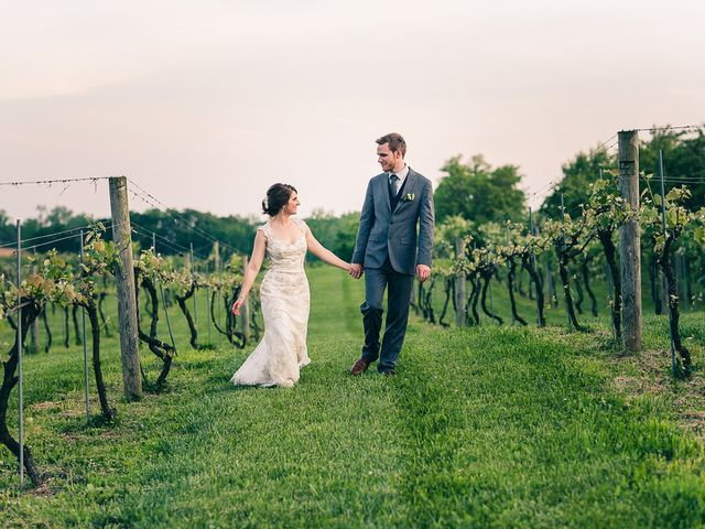 Kristine and Daniel's Wedding in Shenandoah Junction, West Virginia 17