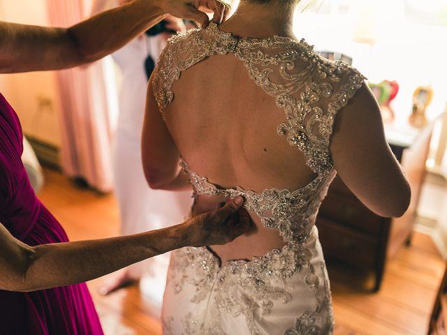 Kristine and Daniel's Wedding in Shenandoah Junction, West Virginia 2