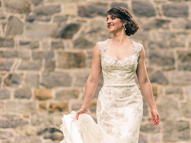 Kristine and Daniel's Wedding in Shenandoah Junction, West Virginia 3
