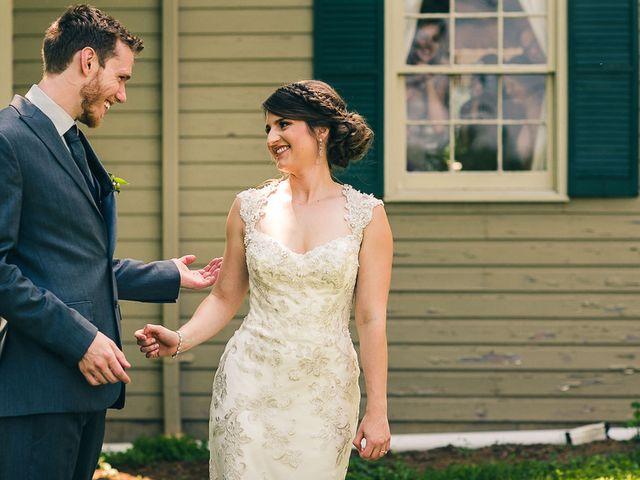 Kristine and Daniel's Wedding in Shenandoah Junction, West Virginia 6
