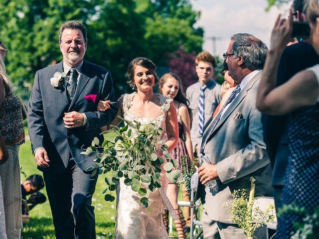 Kristine and Daniel's Wedding in Shenandoah Junction, West Virginia 10
