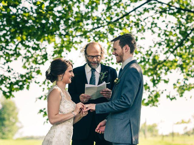 Kristine and Daniel's Wedding in Shenandoah Junction, West Virginia 12