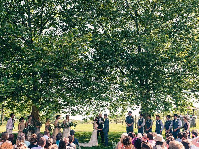 Kristine and Daniel's Wedding in Shenandoah Junction, West Virginia 11