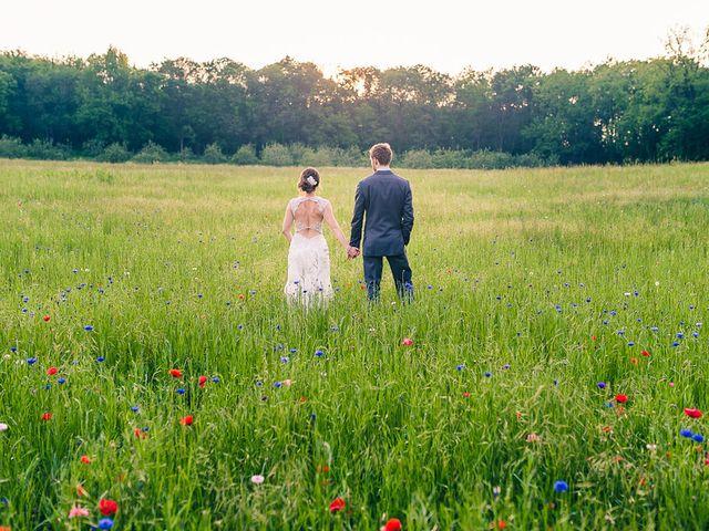 Kristine and Daniel's Wedding in Shenandoah Junction, West Virginia 18