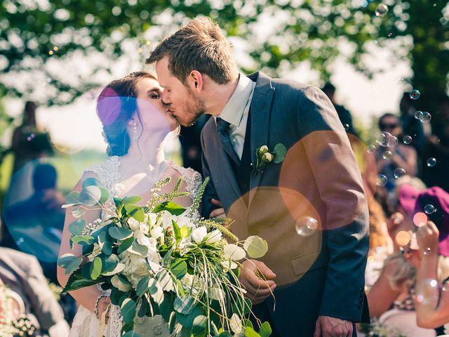 Kristine and Daniel's Wedding in Shenandoah Junction, West Virginia 15