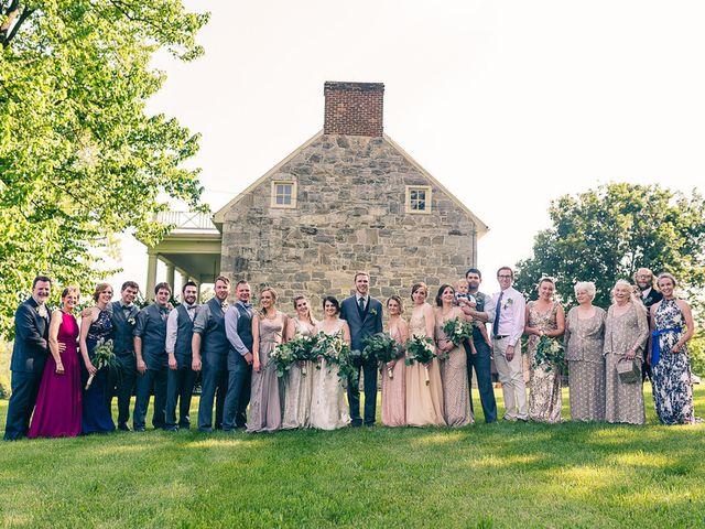 Kristine and Daniel's Wedding in Shenandoah Junction, West Virginia 16