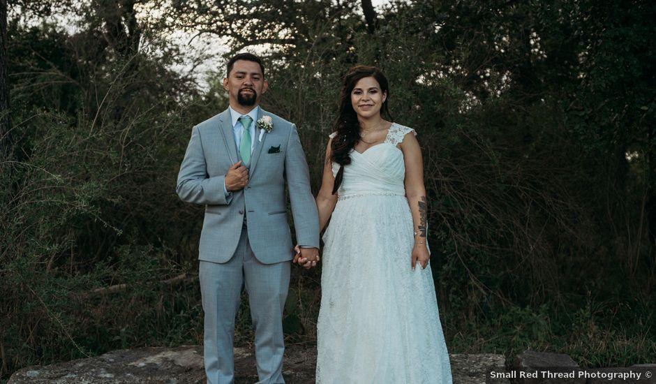 Jose and Valerie's Wedding in San Antonio, Texas