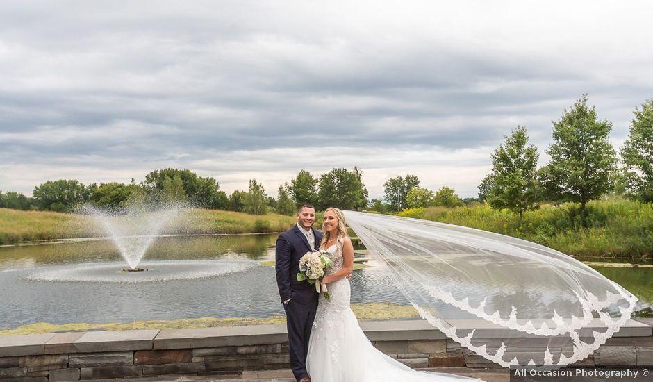Ashley and Anthony's Wedding in Verona, New York
