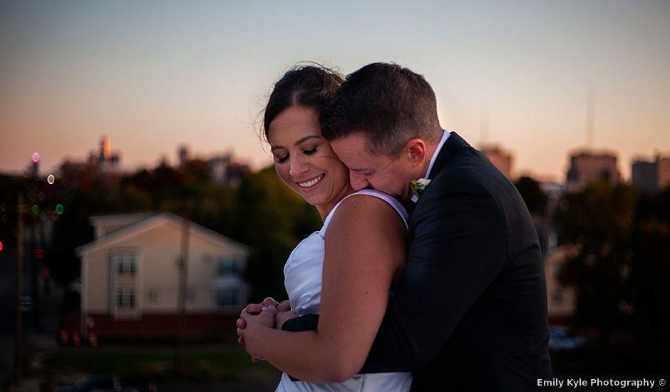 Scott and Celeste's Wedding in Detroit, Michigan